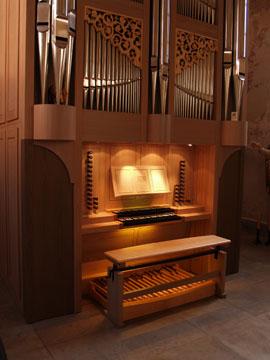 Die Seifert-Orgel